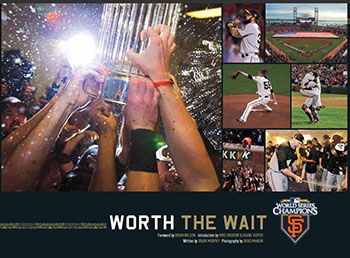 """worth the wait"" book cover"