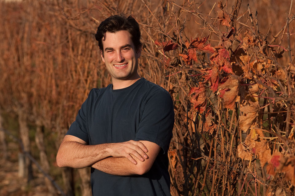 WINEMAKER TO WATCH PROFILE -- Gavin Chanin of Chanin Wines