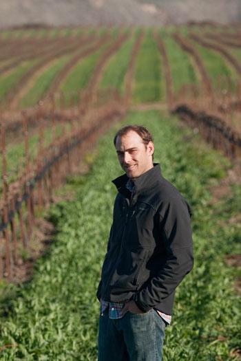 justin willett of tyler winery