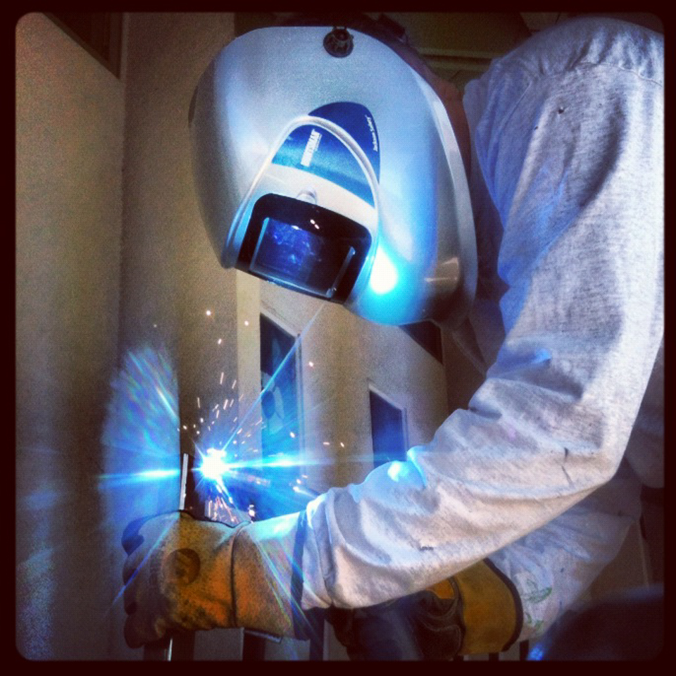 Les welding