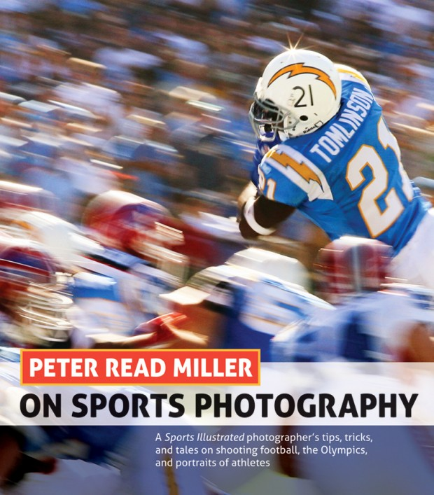 "Peter Read Miller book ""On Sports Photography"""